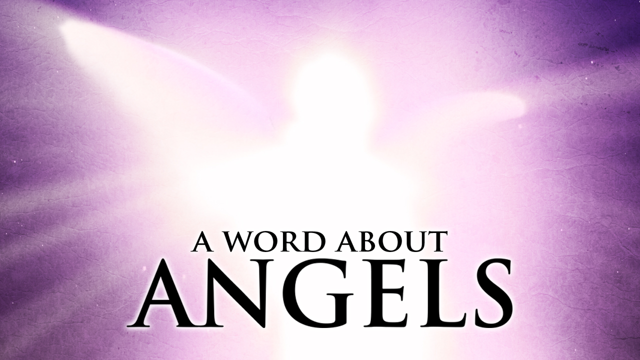 A Word About Angels Image